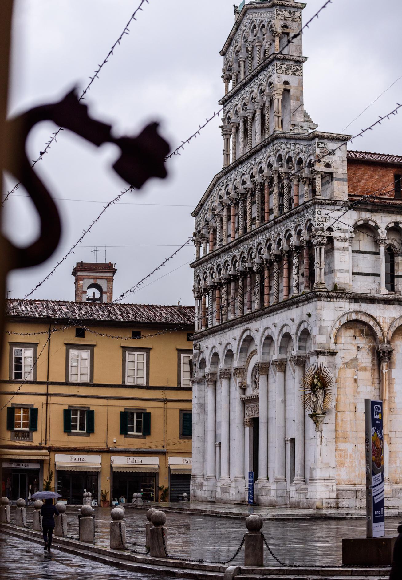 Lucca, el retrato de una ciudad de la Toscana con mucho encanto
