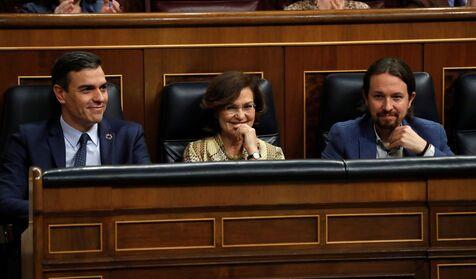 Primer choque de PSOE y Podemos: los de Iglesias culpan a Justicia de retrasar la Ley de libertad sexual