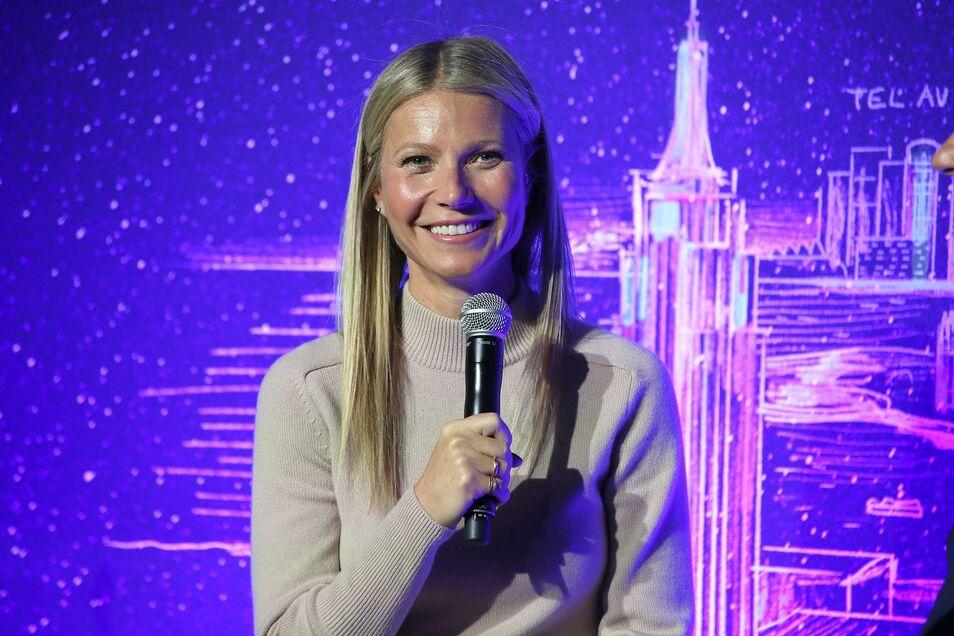 Gwyneth Paltrow afirma ser adicta al sexo en un programa de la televisión estadounidense Gwyneth-paltrow-goop