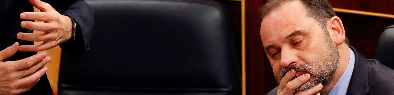Una juez ve `indicios de delito` en la reunión DelcyÁbalos y ordena conservar las grabaciones del aeropuerto