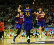 Barcelona - Valencia Basket