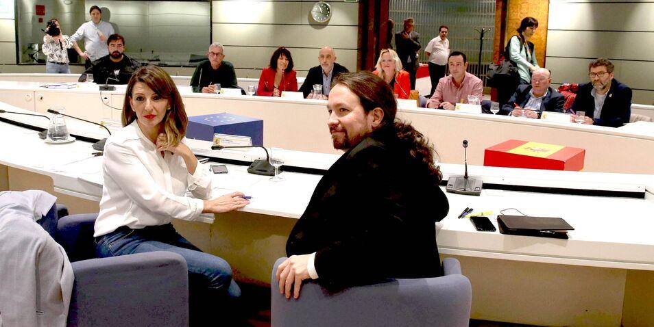 CEOE y Cepyme abandonan molestos la reunión con Yolanda Díaz sobre reforma laboral