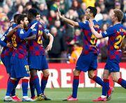 Barcelona-Getafe