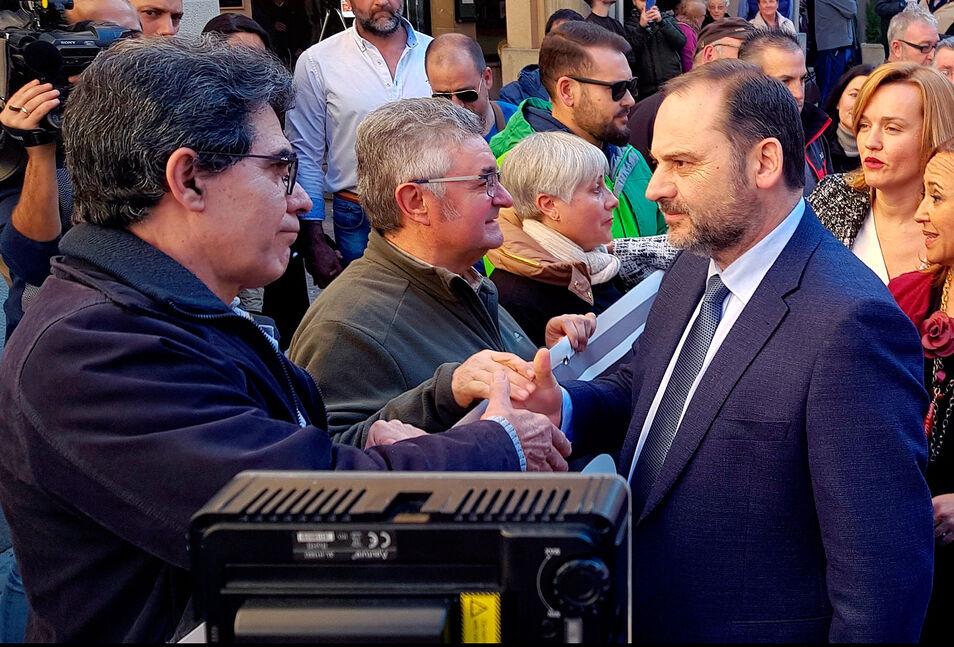 El CNI vigiló a Delcy Rodríguez y Ábalos en Barajas