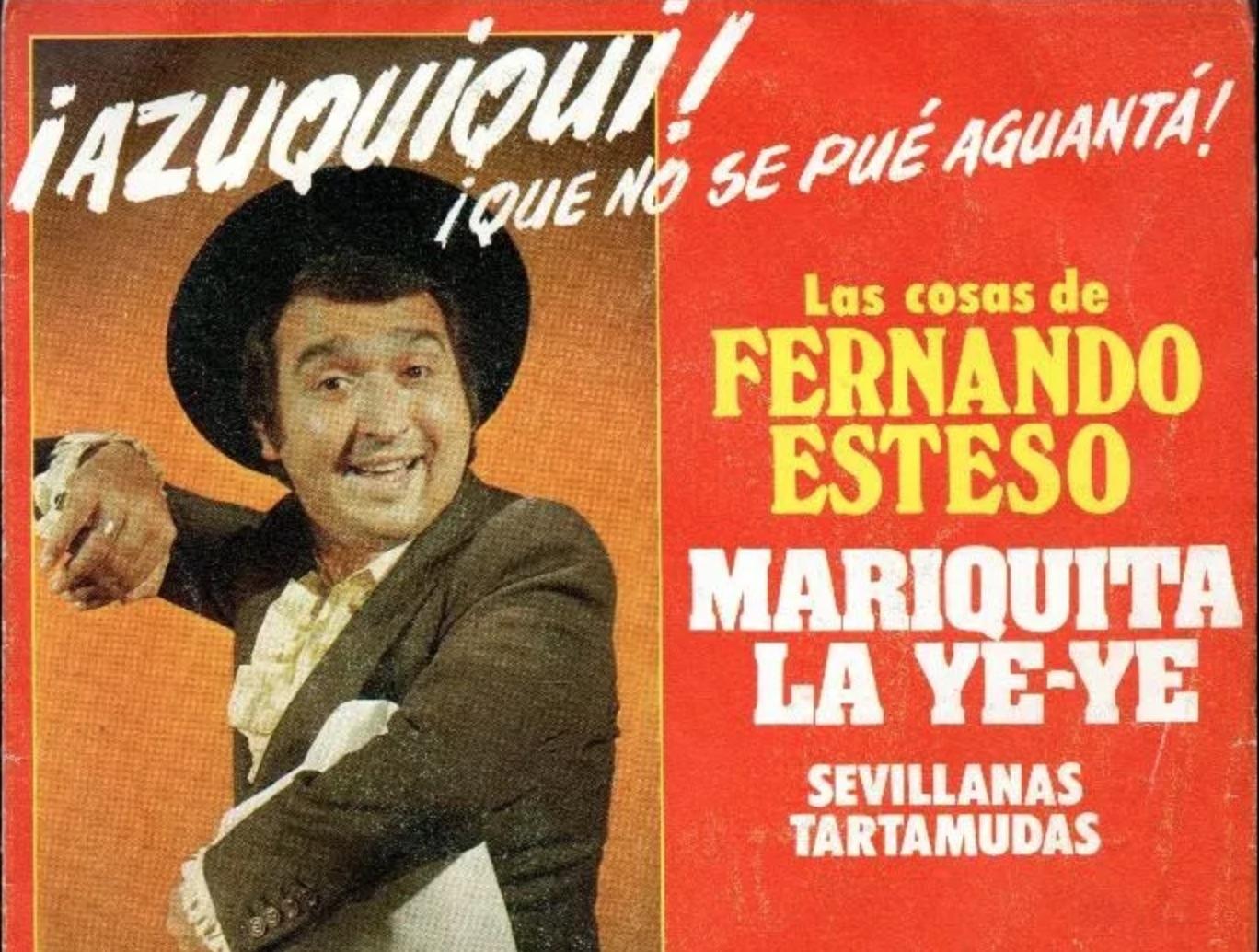 Qué fue de Fernando Esteso, la pareja inseparable de Andrés Pajares