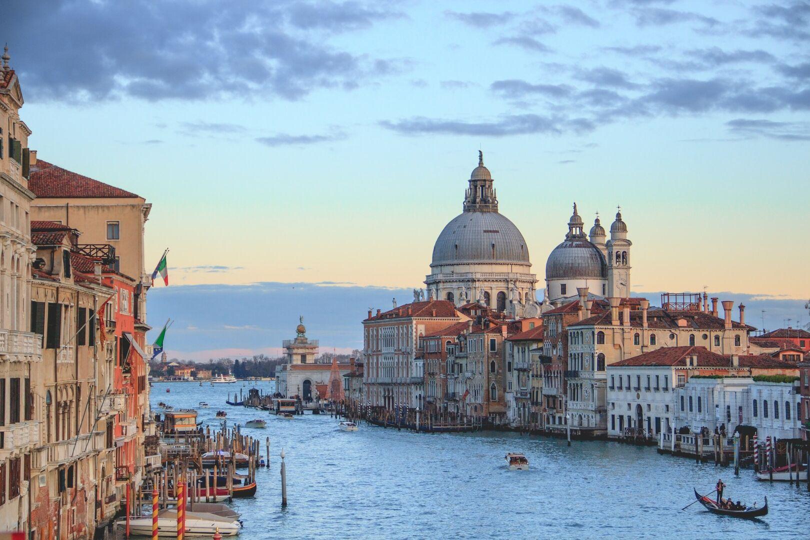 Venecia pone en marcha un sistema para contar turistas