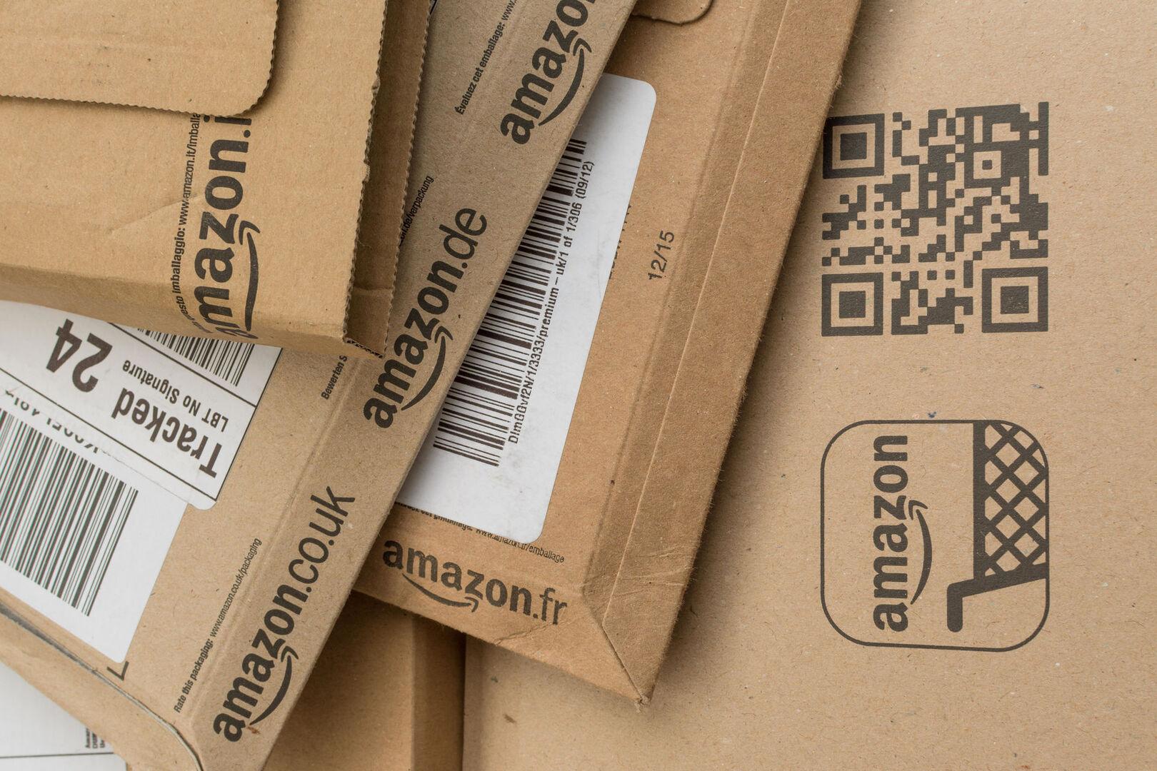 Amazon lanza un servicio de envíos con tarifa plana para empresas