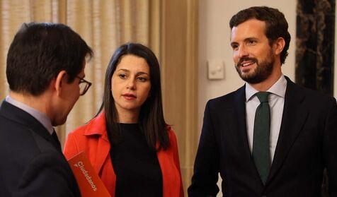 Los puestos en las listas ponen en riesgo la unión del PP y Cs en el País Vasco