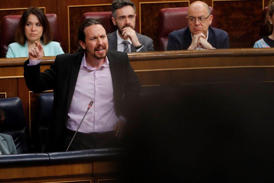 Iglesias, acorralado por los abusos a menores en Baleares, acusa a la derecha de `descojonarse`