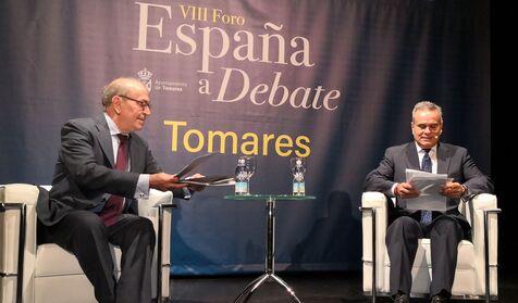 """Redondo Terreros: """"El origen de la grave situación española actual está en el gobierno Zapatero"""""""
