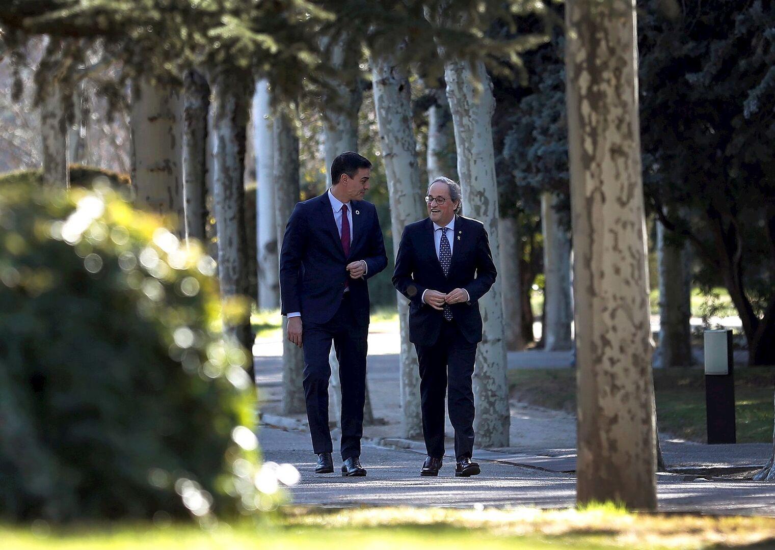 La traición a España de Madrid, Barcelona y París