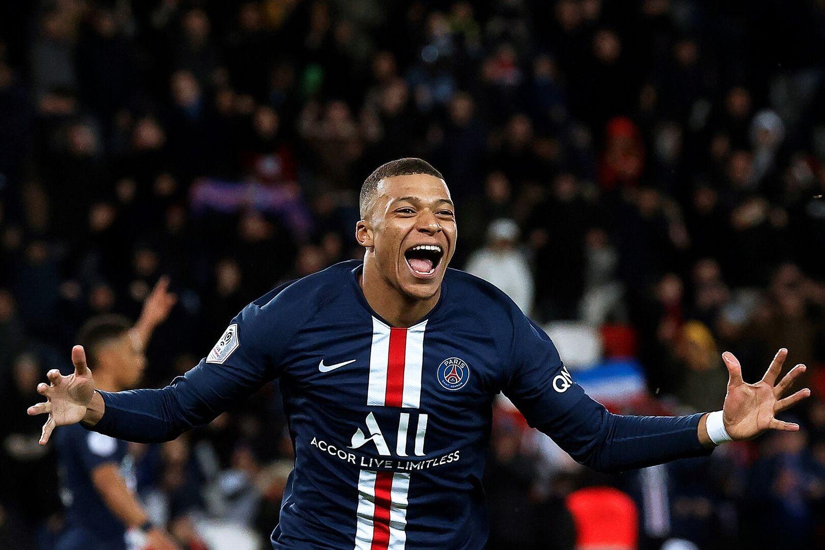 Kylian Mbappé quiere marcharse del PSG el proximo año