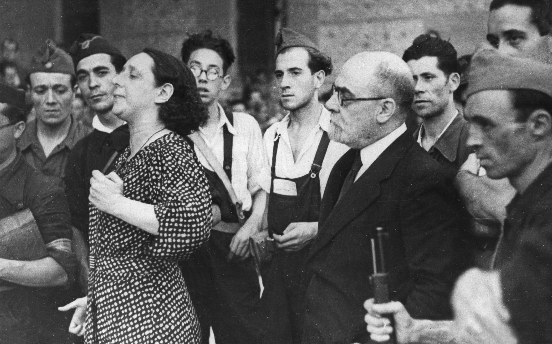 Margarita Nelken en 1936