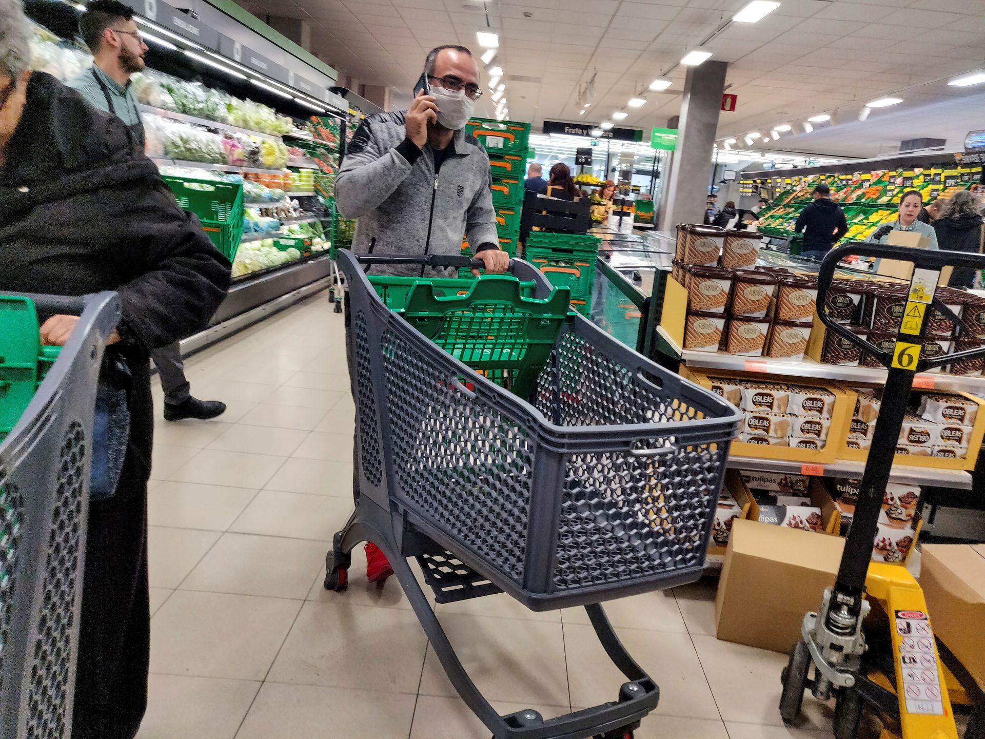 Resultado de imagen de ¿Tengo que seguir limpiando las cosas que vienen del supermercado?