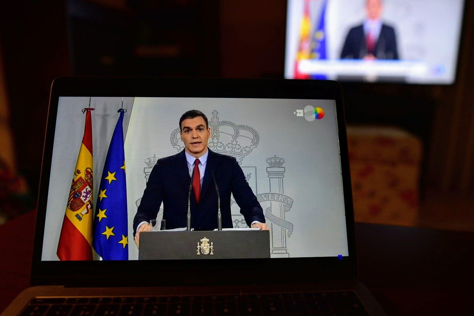 Sánchez anuncia este sábado la prórroga del estado de alarma hasta ...