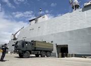 Así es el buque 'Galicia', que hará de barco hospital en Melilla