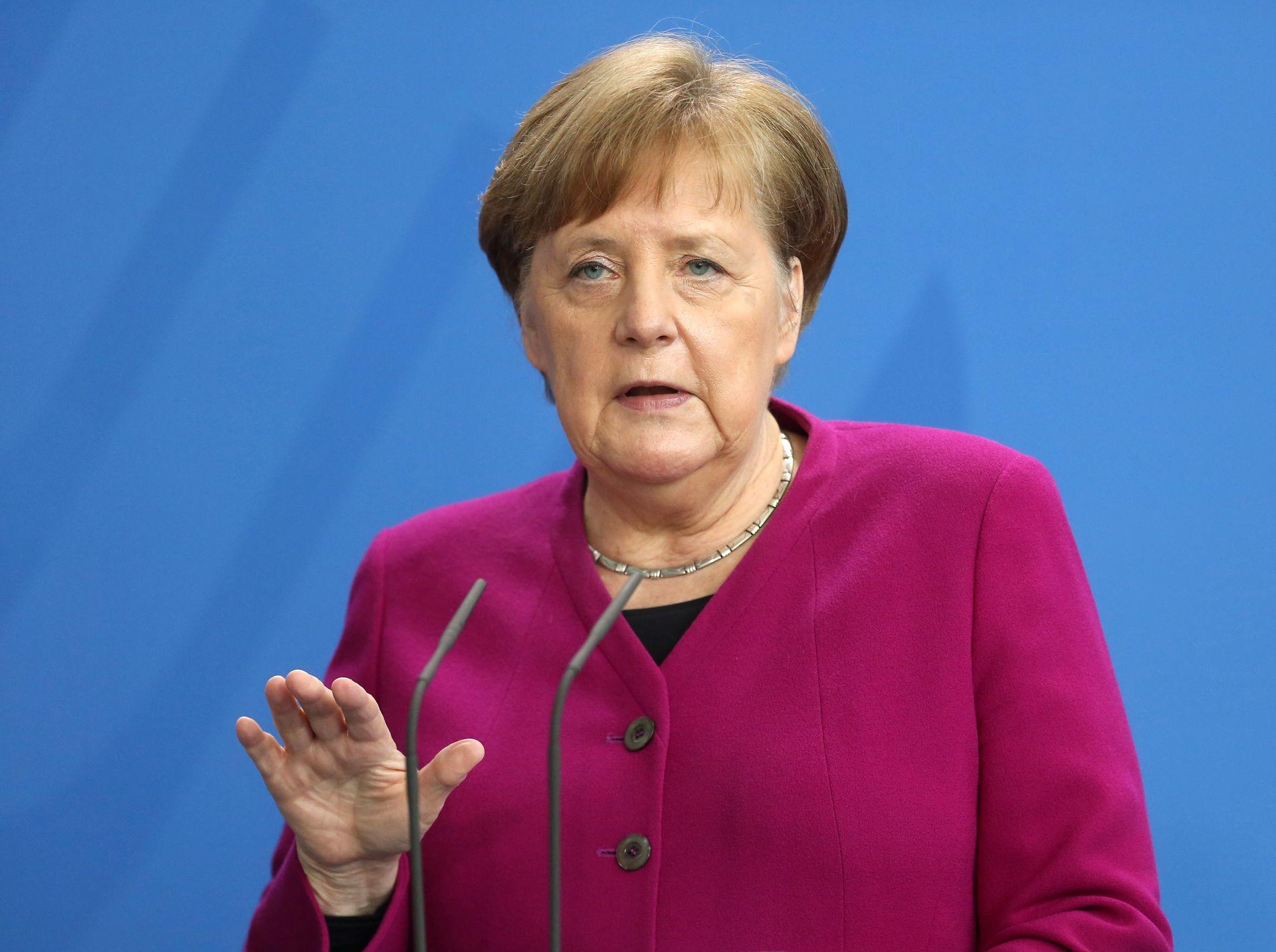 Merkel rechaza los coronabonos - Libre Mercado