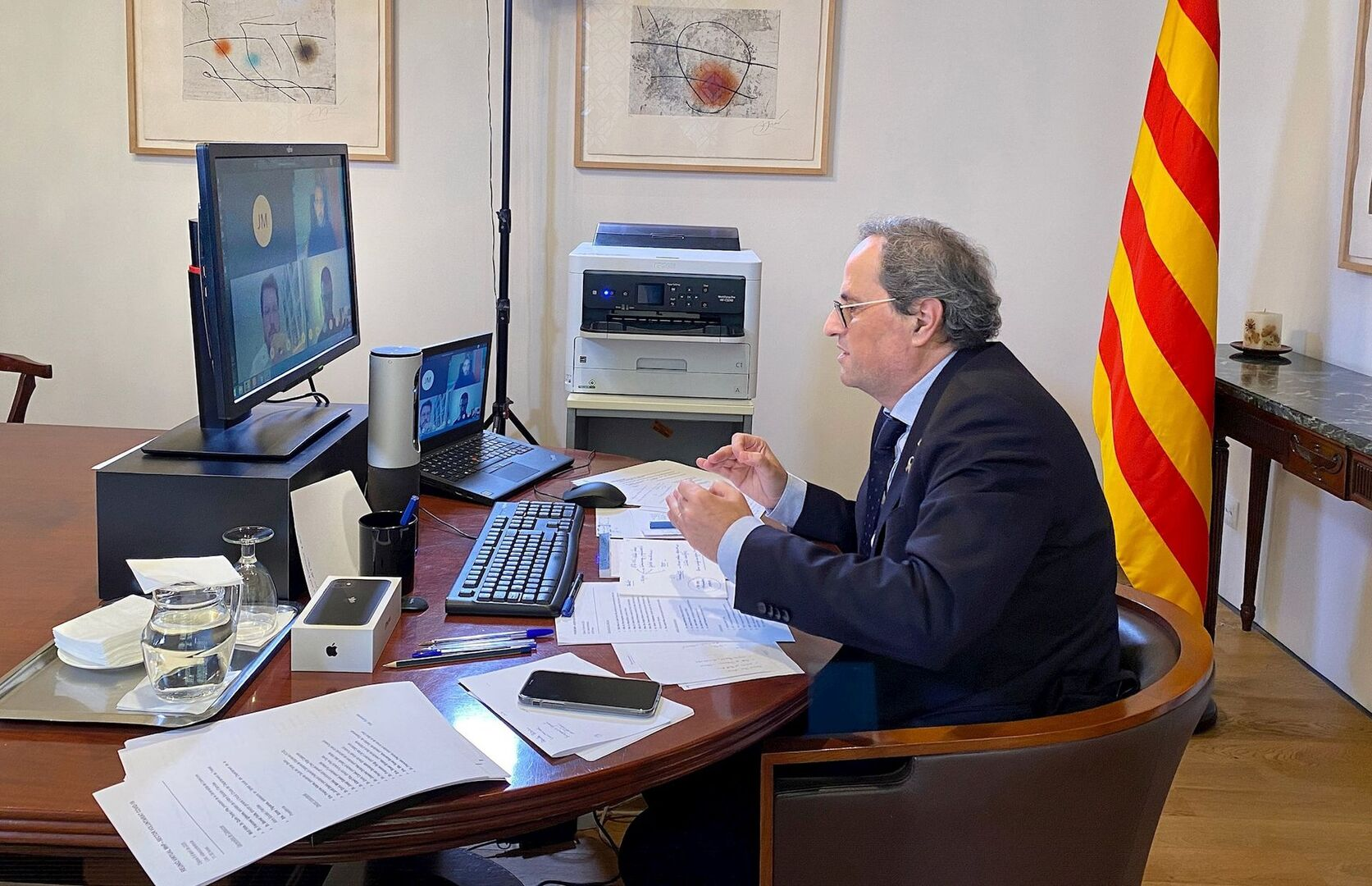 Catalunya Fire - cover