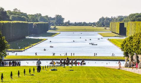 Espacios abiertos para escapar del confinamiento: un paseo por los jardines del Palacio de Versalles
