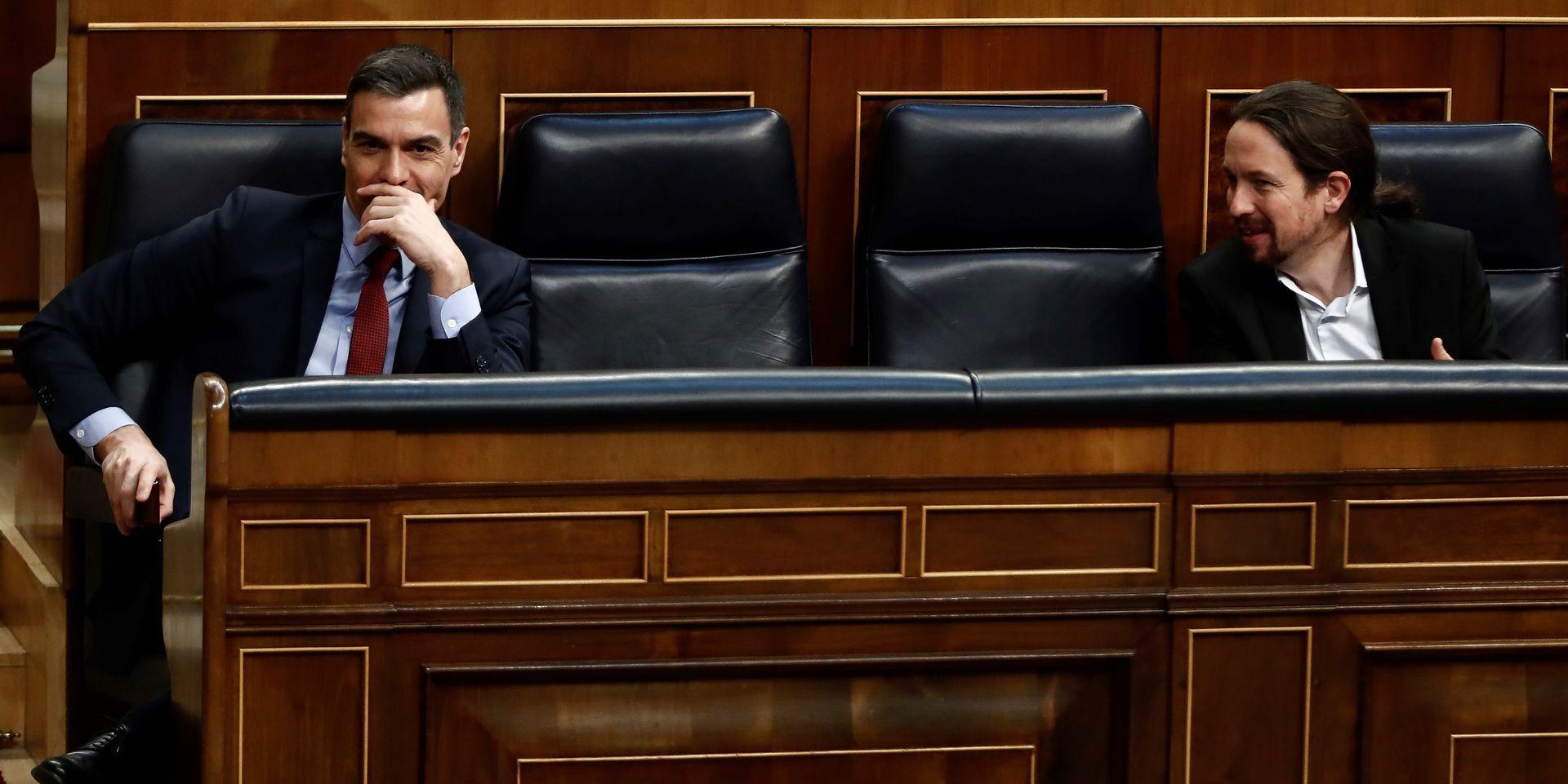 Sánchez e Iglesias eligen como socio preferente a la ETA