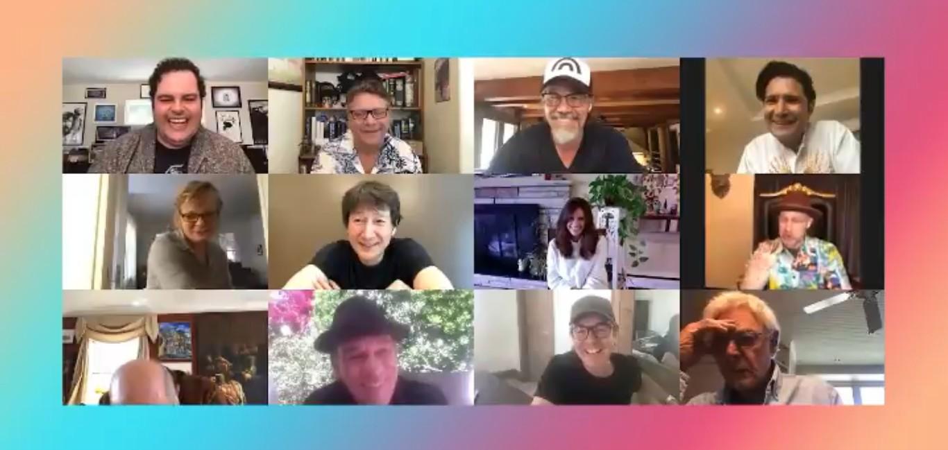 Reunión de Los Goonies en 2020 | Archivo