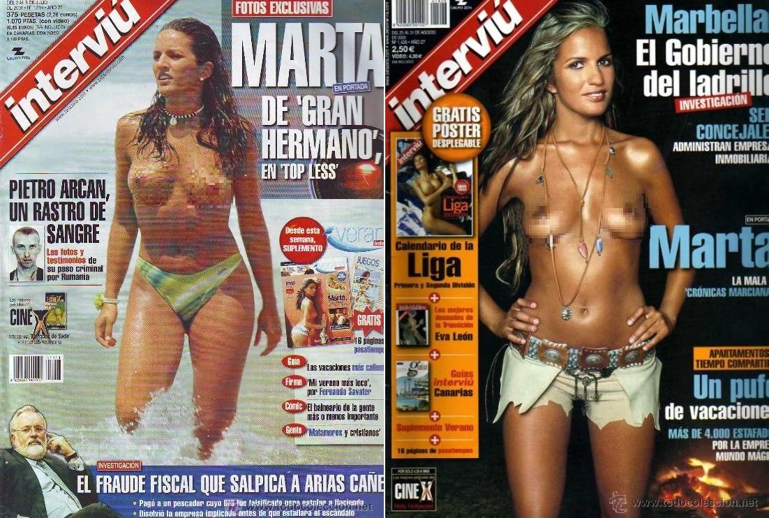 10 Cosas Que No Sabias O No Recordabas De Marta Lopez Chic