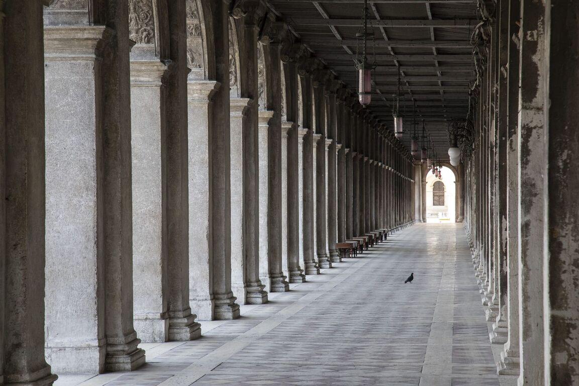 Seguro que has visto Venecia inundada ¿Pero la conoces sin agua? Venecia-italia-vacia-sin-turismo-arquitectura-00001