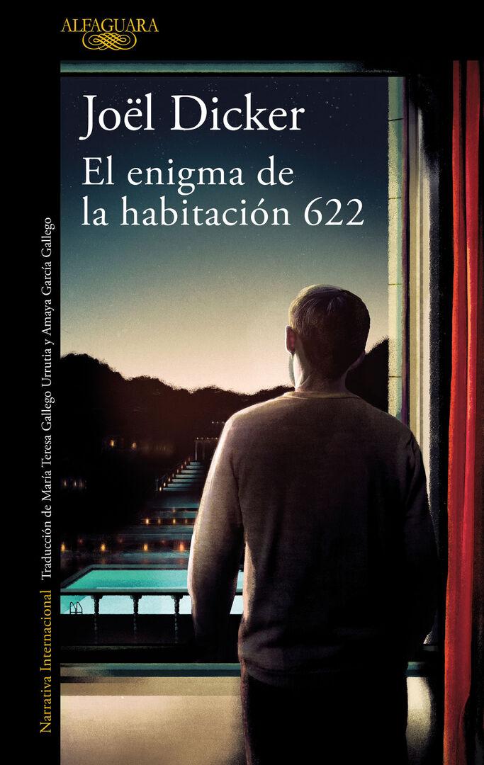 'El enigma de la habitación 622', la nueva novela de Joël