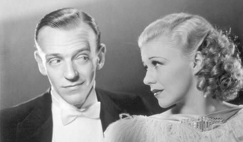 Ginger Rogers Baila Con Sus Amantes Y Su Odio Mortal Hacia Fred Astaire Fwp Report
