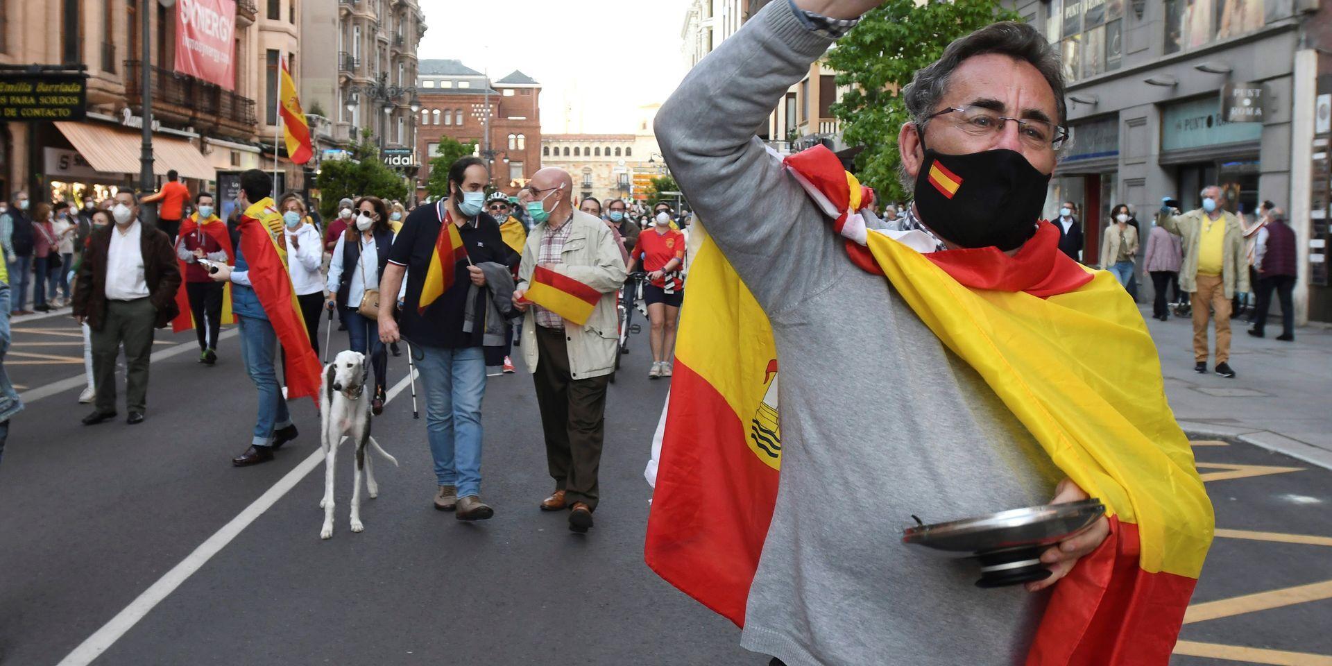 La ultraizquierda busca pelea y alienta el guerracivilismo