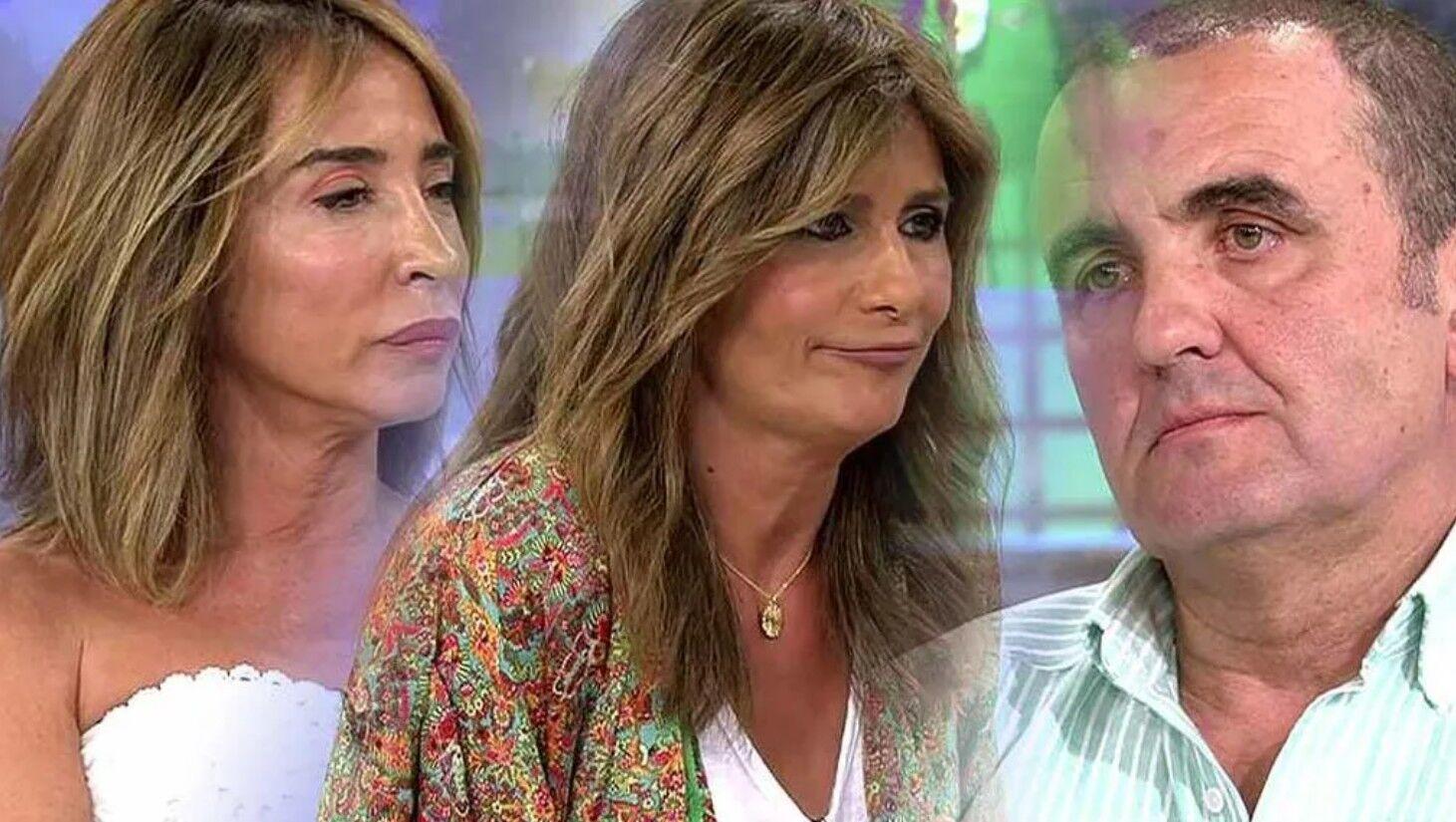"""La decepción de María Patiño con Antonio Montero: """"Eres la peor persona con la que he trabajado"""""""