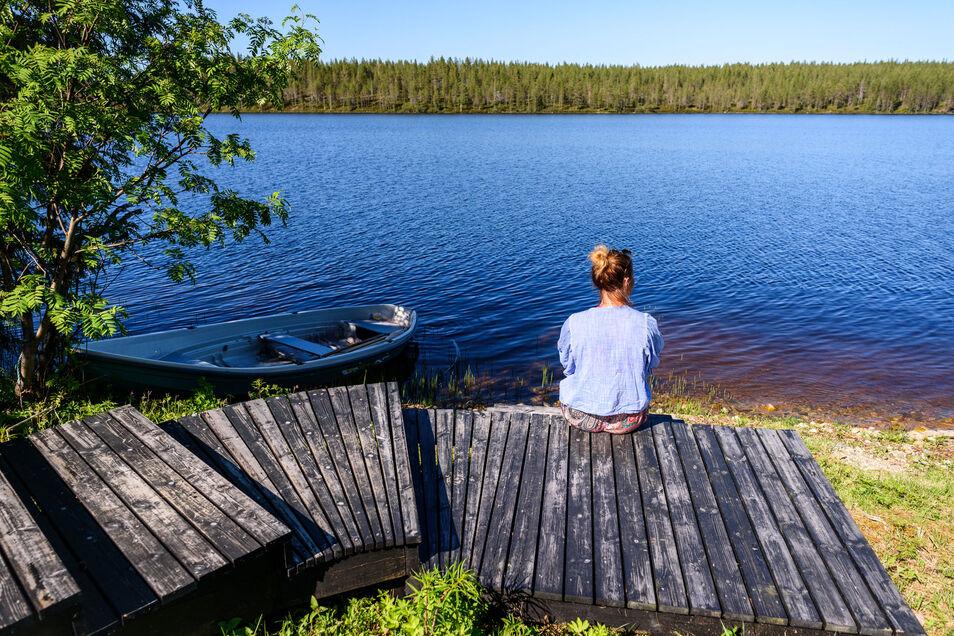 Finlandia en verano: naturaleza salvaje, aire libre de coronavirus y deportes de aventura