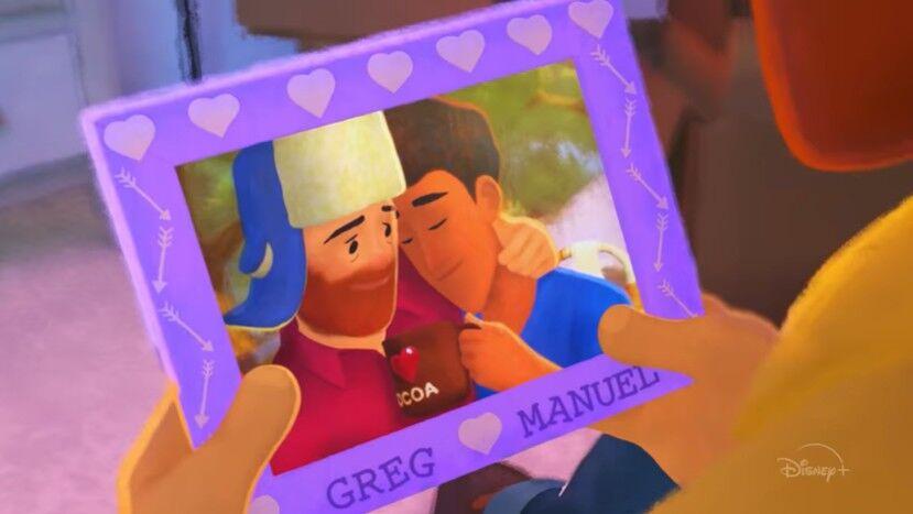 Out El Primer Corto De Pixar Con Un Protagonista Gay Libertad
