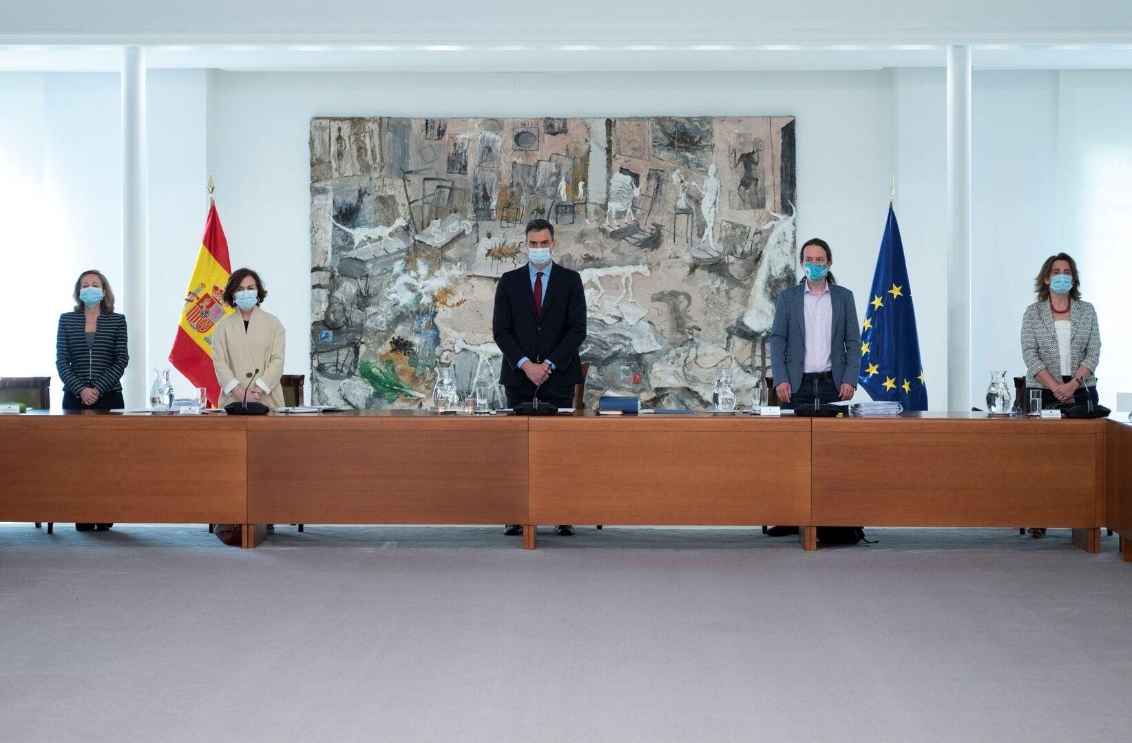 El Gobierno suspende la rueda de prensa del Consejo de Ministros por primera vez desde la abdicación de Juan Carlos I