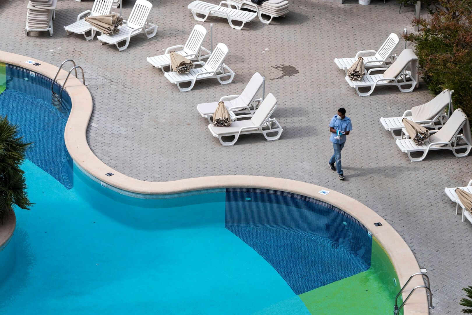 Así se preparan los hoteles para el verano del coronavirus