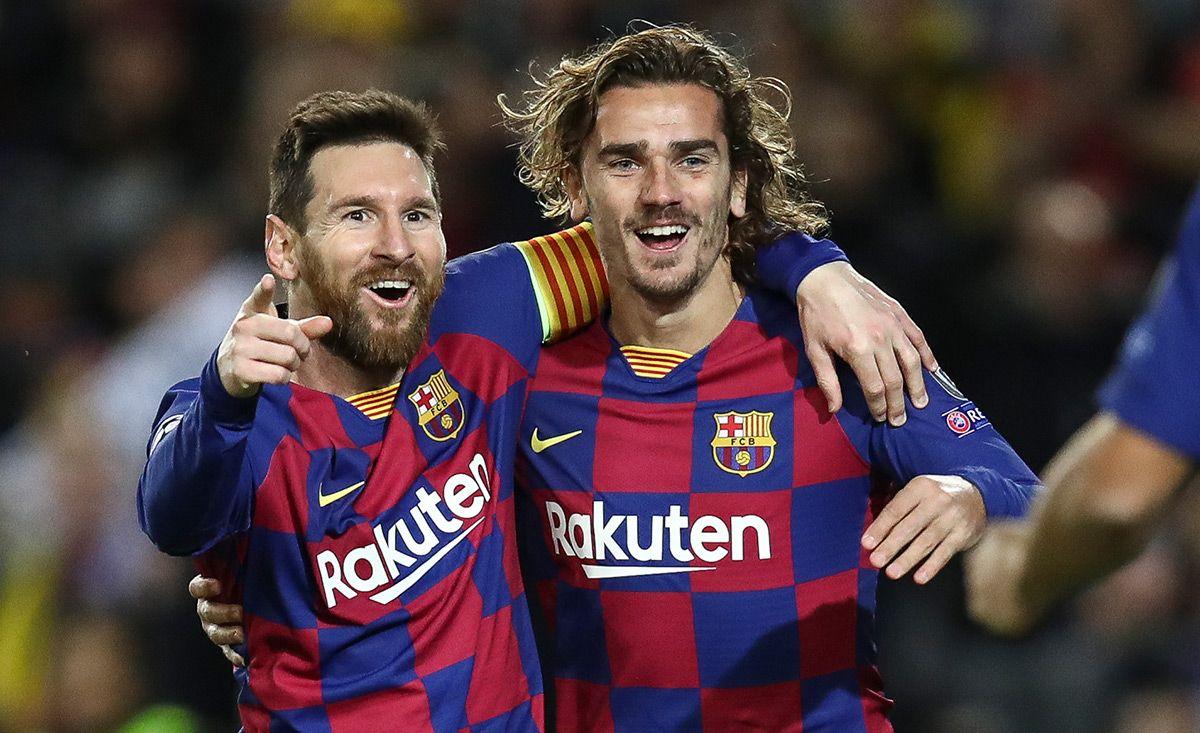 Dardo envenenado de Rivaldo a Griezmann y Messi
