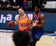 Valencia Basket - Kirolbet Baskonia