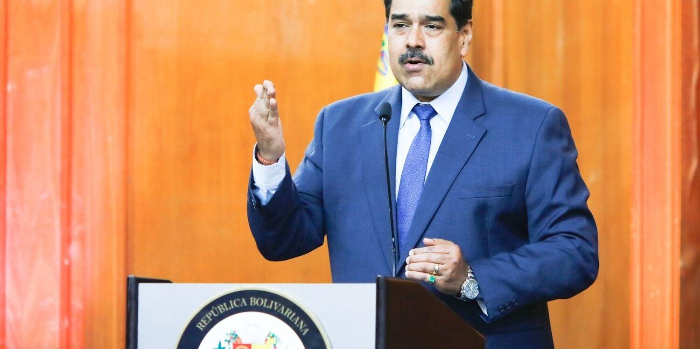 """Maduro amenaza al embajador de España por su """"complicidad"""" en un plan golpista"""