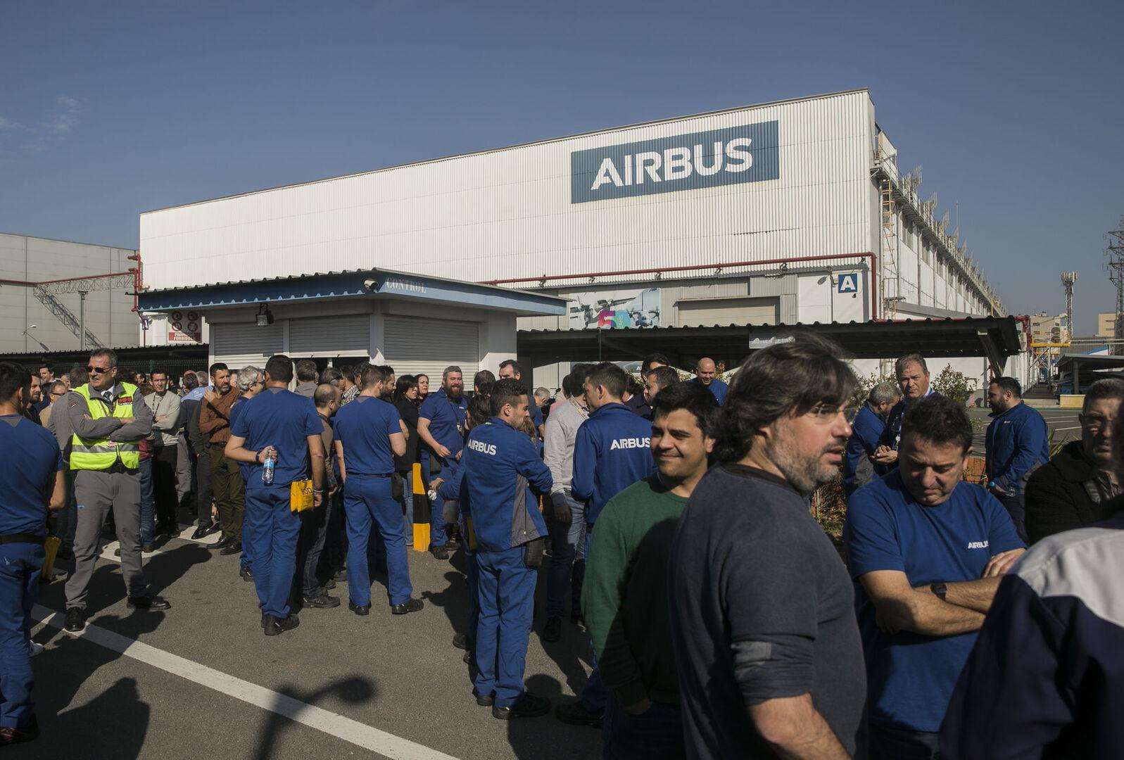 Airbus suprimirá