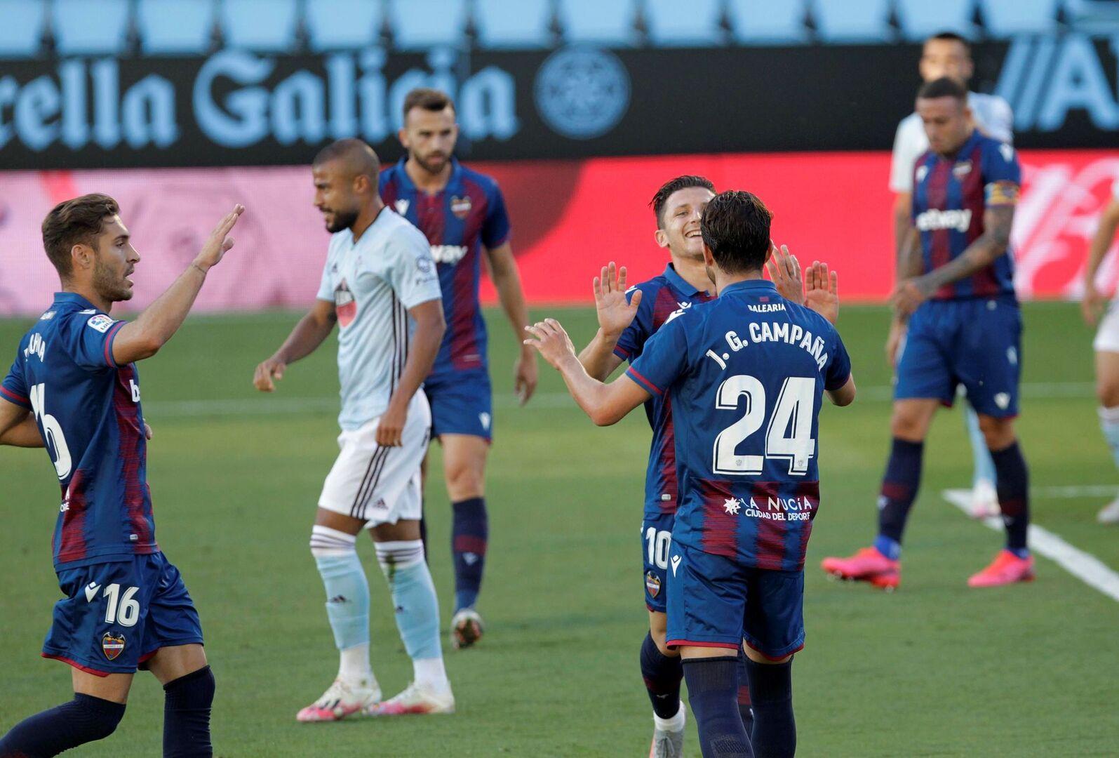 El Mallorca se marcha a segunda, el Leganés sueña y el Celta se ...