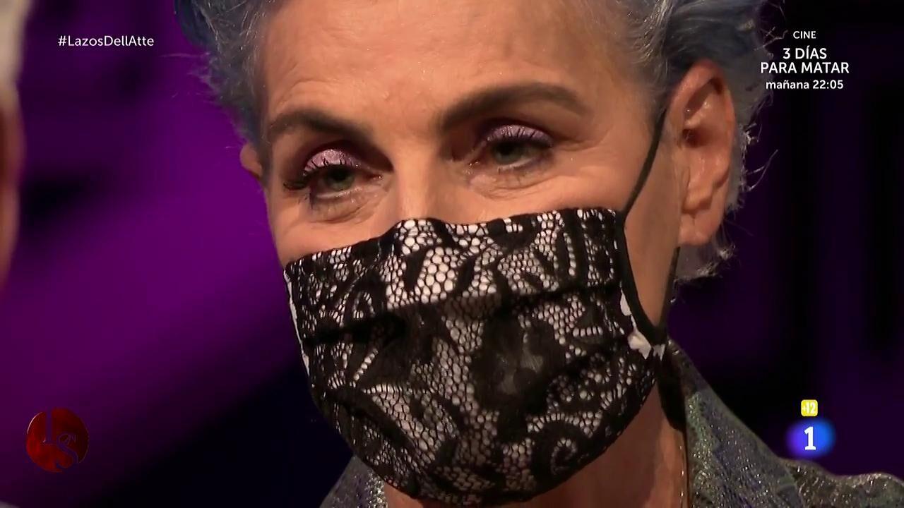 Antonia Dell'Atte lamentó en TVE que se haya hecho distinción entre hermanos y asegura que Clemente quería mucho a Álex