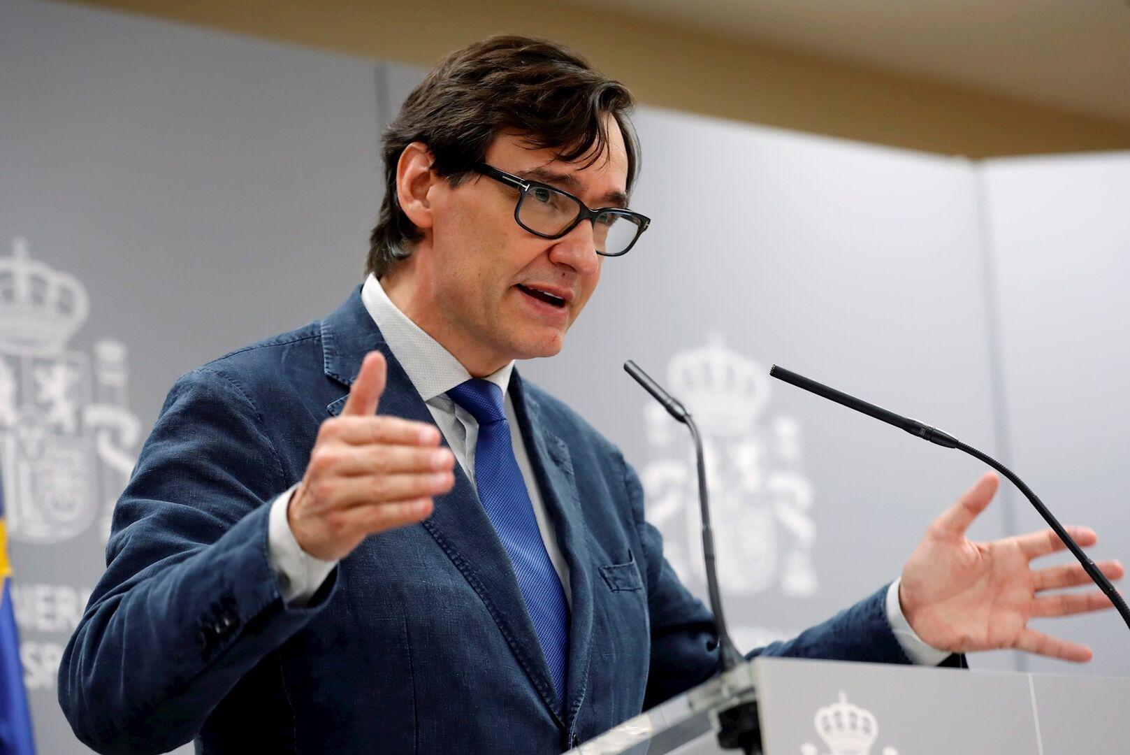 Illa pide a los madrileños restringir al máximo la movilidad y las reuniones