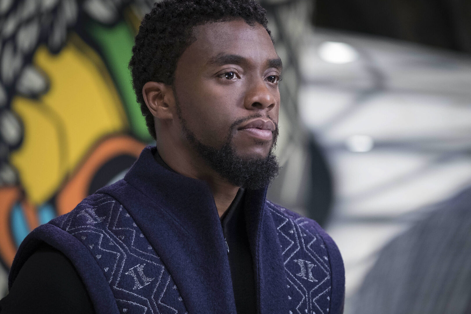 Muere Chadwick Boseman, protagonista de 'Black Panther'