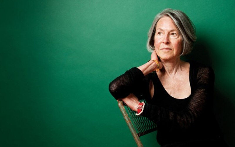 La poeta estadounidense Louise Glück, Nobel de Literatura - Libertad  Digital - Cultura