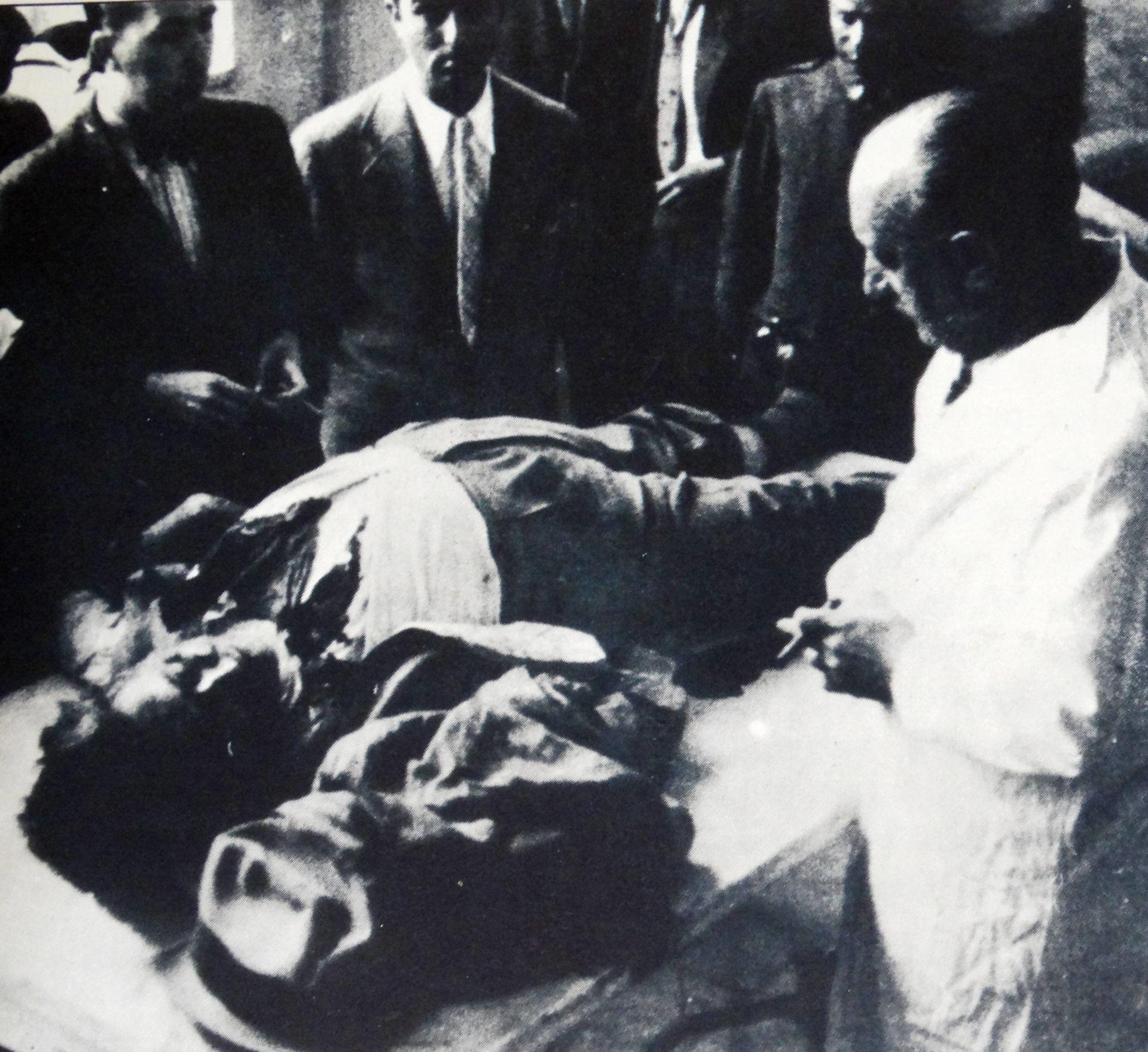 Cadáver de Calvo Sotelo