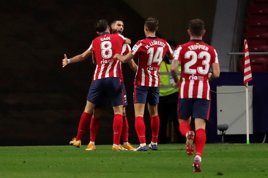 Alerta covid-19 en el Atlético con Hermoso y Carrasco
