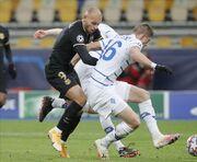 Dinamo Kiev - Barcelona