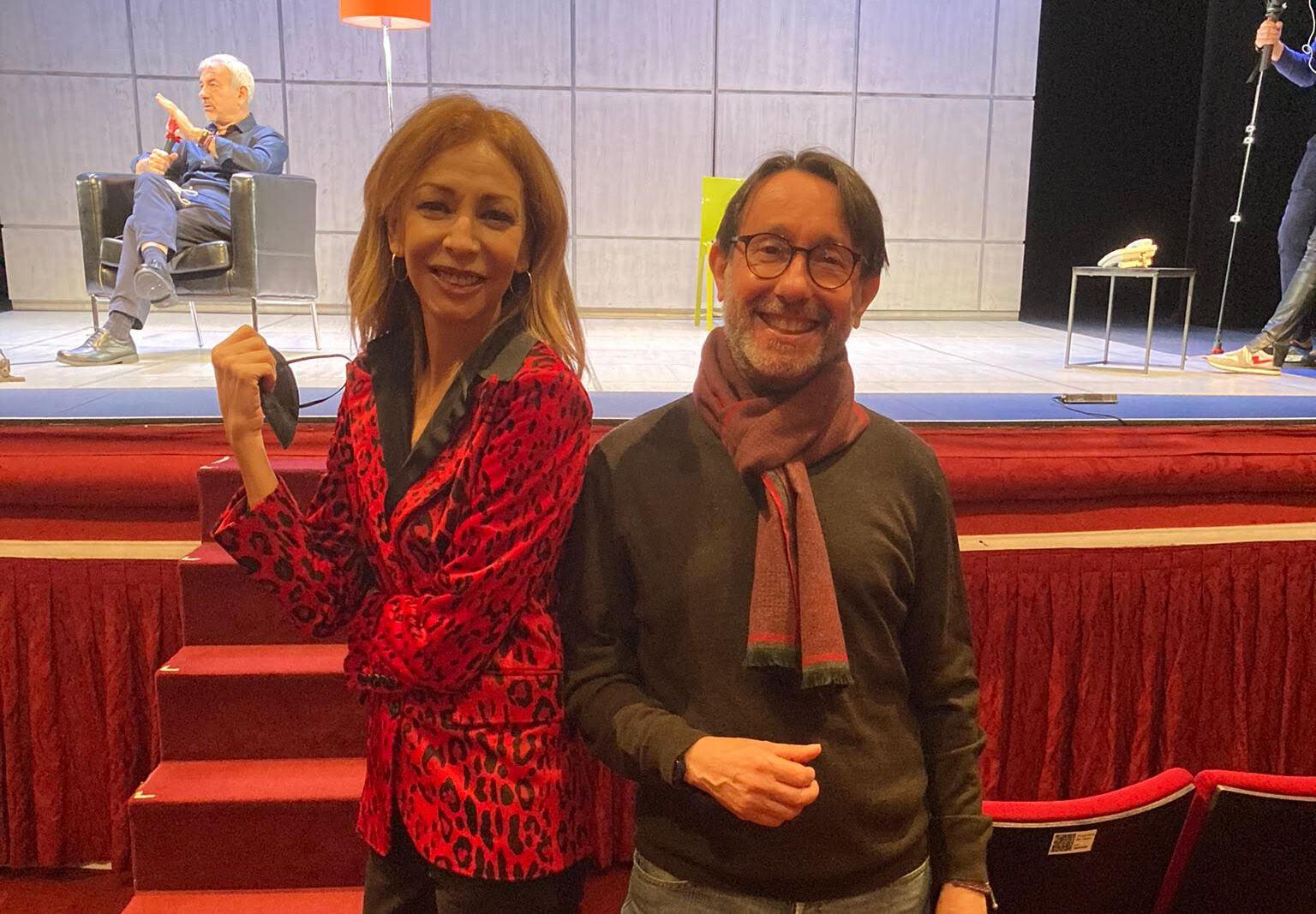Elisa Matilla y Carlos Pérez Gimeno | Archivo