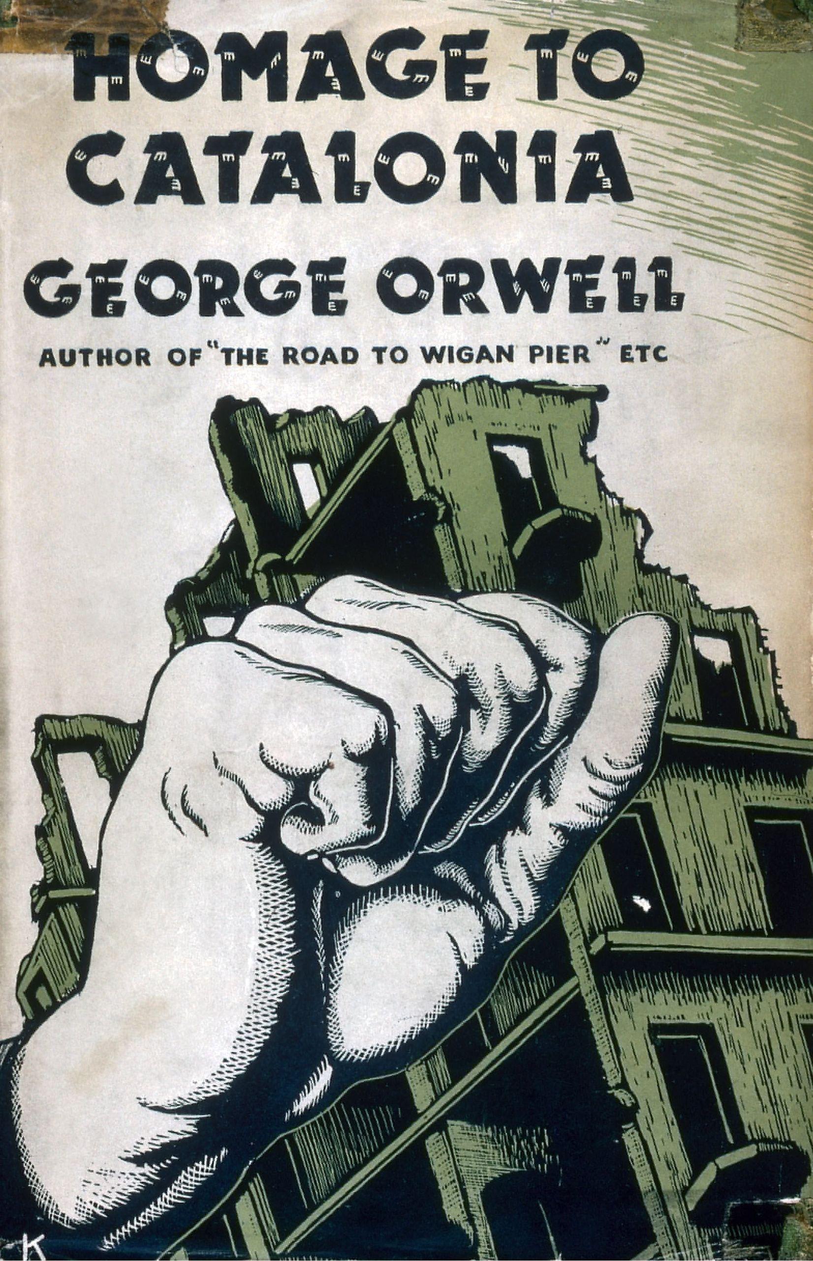 Portada de la primera edición, 1938