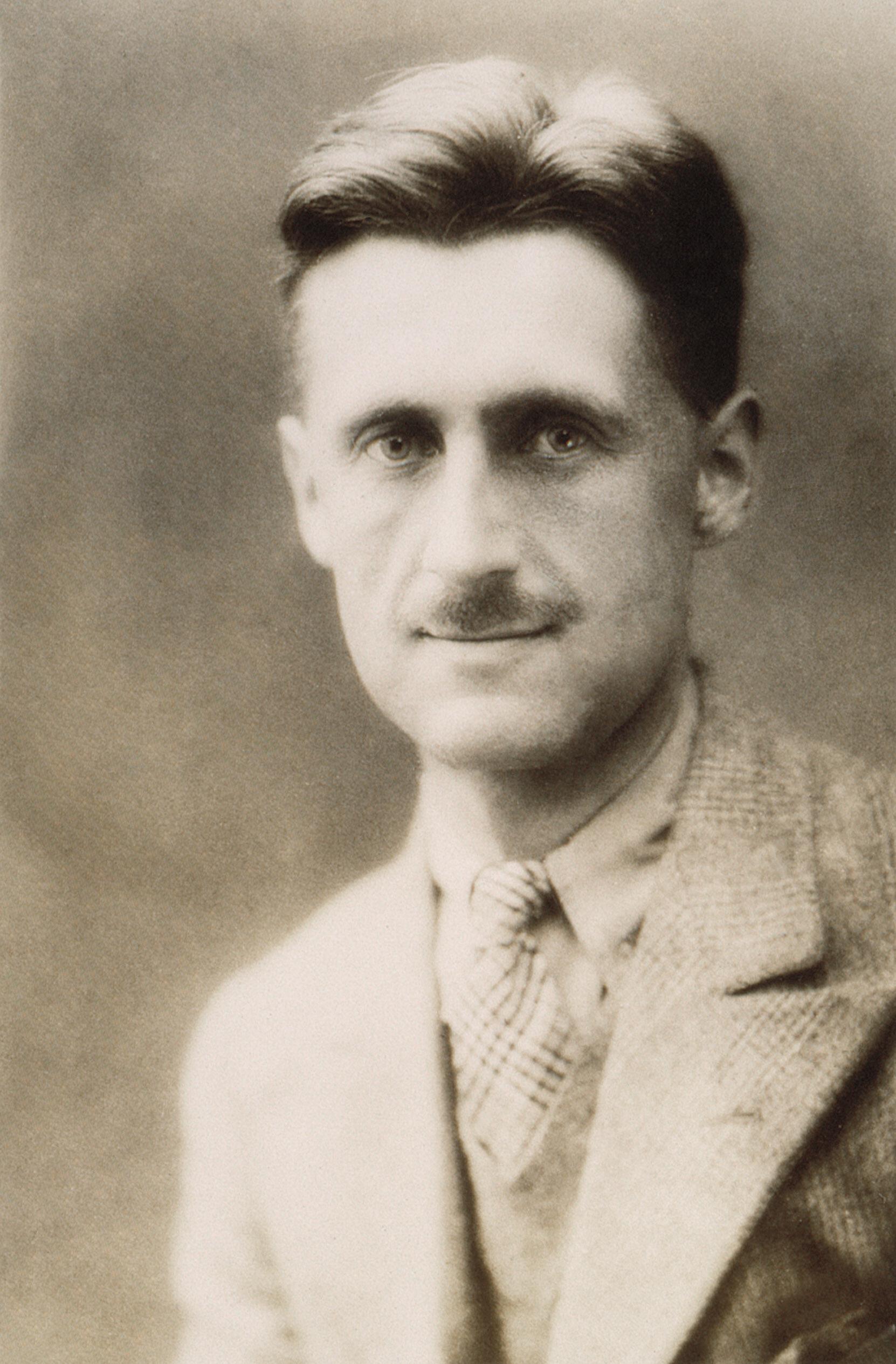 Orwell en 1930